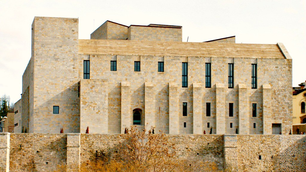 Archivo Real y General de Navarra, Pamplona - Turismo en Navarra