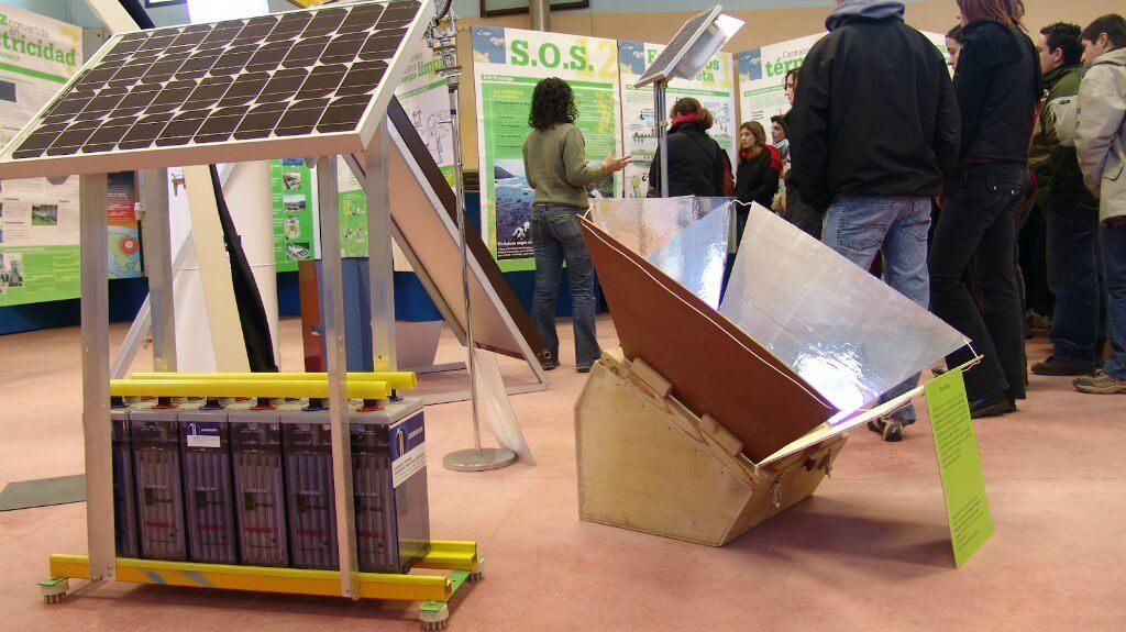 Aula de Energías Renovables de Aibar :: Disfruta Navarra, Turismo en Navarra