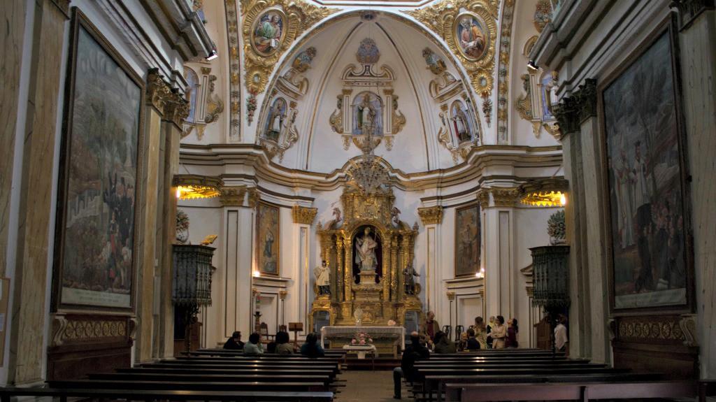 Basílica San Gregorio Ostiense, Sorlada - Turismo en Navarra