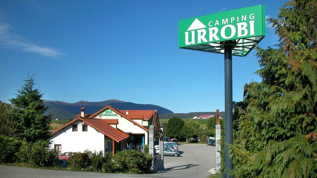 Camping Urrobi, Espinal / Aurizberri - Turismo en Navarra
