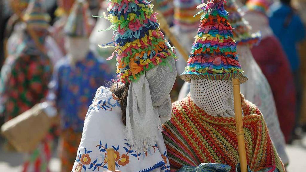 Carnaval de Lantz :: Disfruta Navarra, Turismo en Navarra