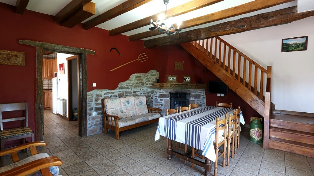 Casa rural Apaiolarre, Azpilkueta, valle de Baztán :: Disfruta Navarra, Turismo en Navarra