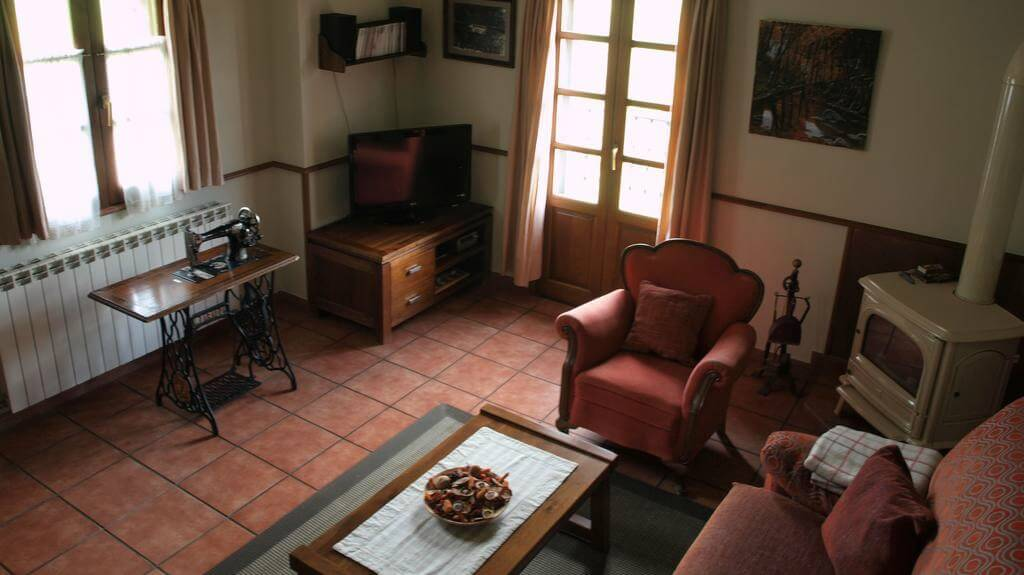 Casa rural Jaimeneko Borda, Amaiur-Maya, valle de Baztán :: Descubre Navarra, Turismo en Navarra