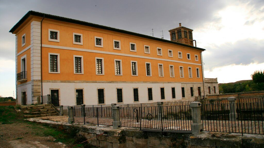 Casa de Compuertas, El Bocal, Fontellas :: Descubre Navarra, Turismo en Navarra