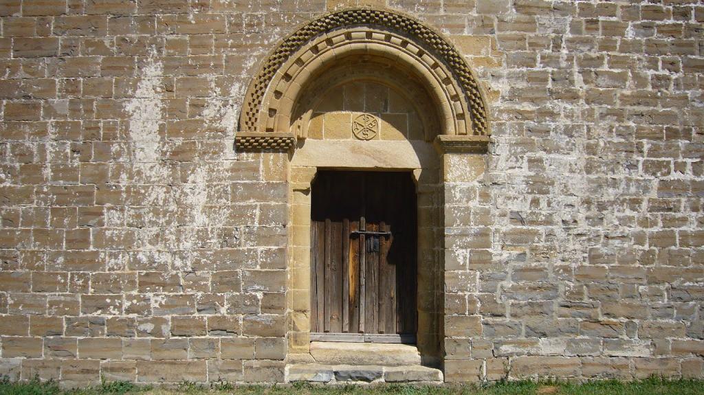 Ermita de Santa María del Campo, Navascués - Turismo en Navarra