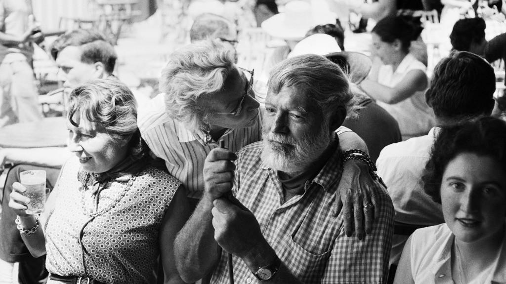Ernest Hemingway en Pamplona - Turismo en Navarra