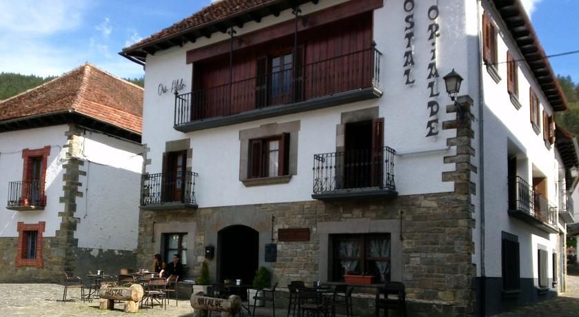 Hostal rural Orialde, Ochagavía, Valle de Salazar :: Hoteles en Navarra, Turismo en Navarra