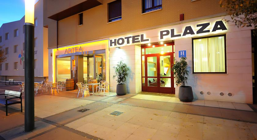 Hotel Pamplona Plaza - Turismo en Navarra