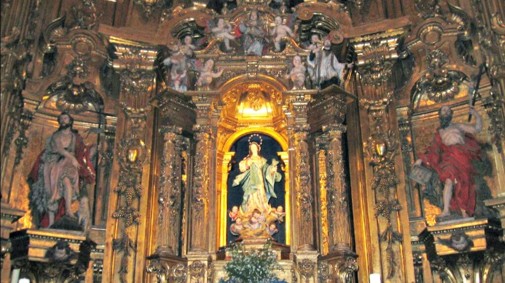 Iglesia de San Martín de Tours de Lesaka :: Descubre Navarra, Turismo en Navarra