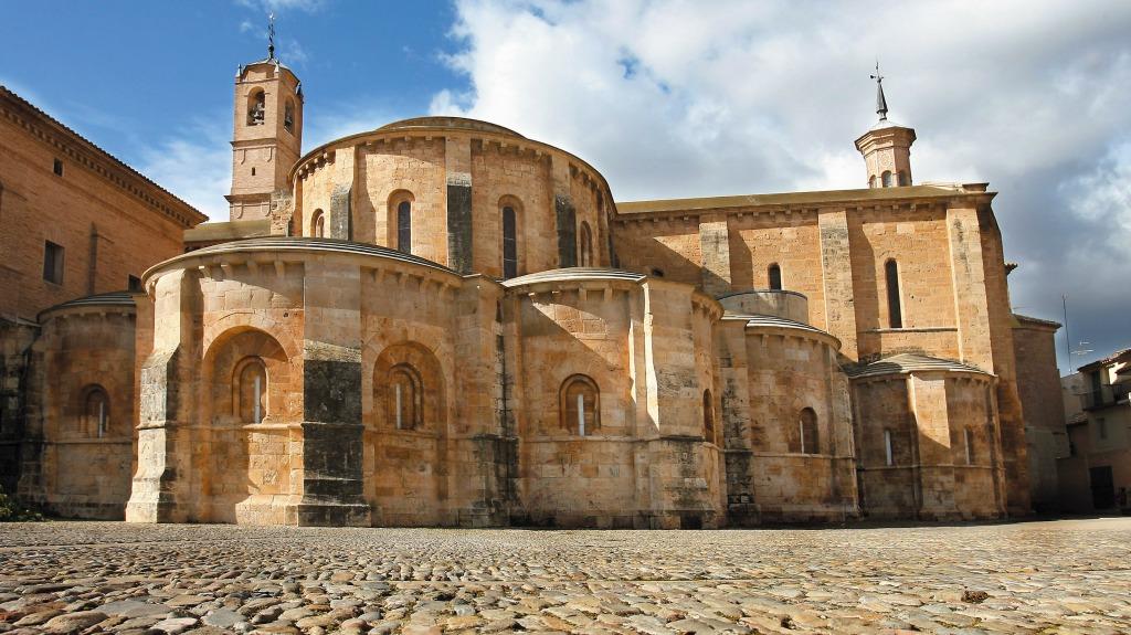 Monasterio de Fitero - Turismo en Navarra