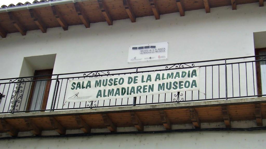 Museo de la Almadía, Burgui - Turismo en Navarra