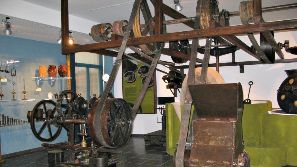 Museo del Aceite, Arróniz - Turismo en Navarra