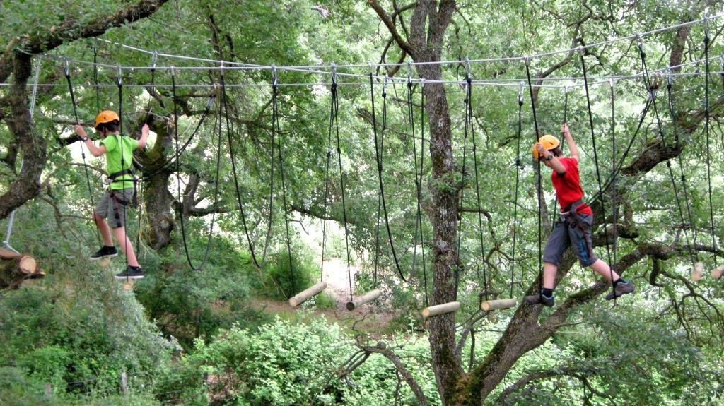Parque aventura Beigorri, Lekunberri - Turismo en Navarra