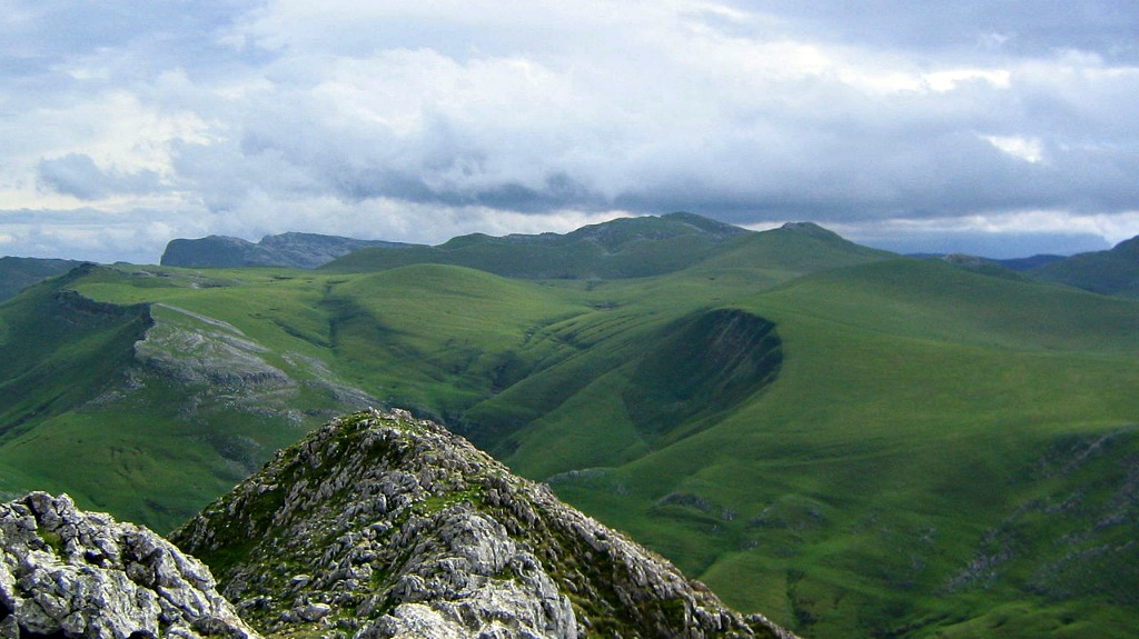 Pastos de la Sierra de Aralar - Turismo en Navarra