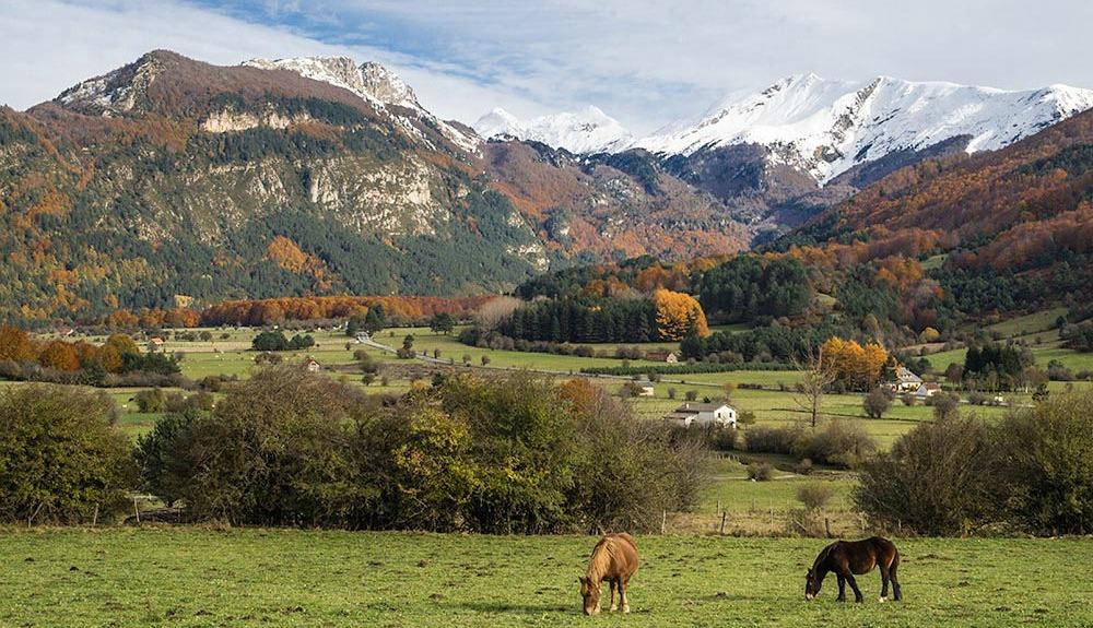 Valle de Belagua, Roncal - Turismo en Navarra