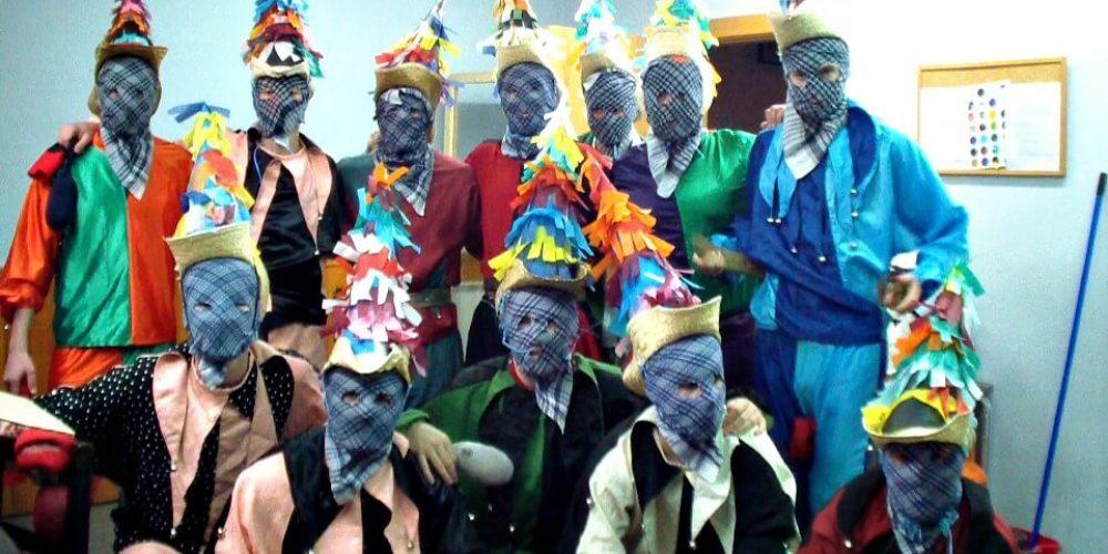 Carnaval De Aoiz Disfruta Navarra Turismo En Navarra