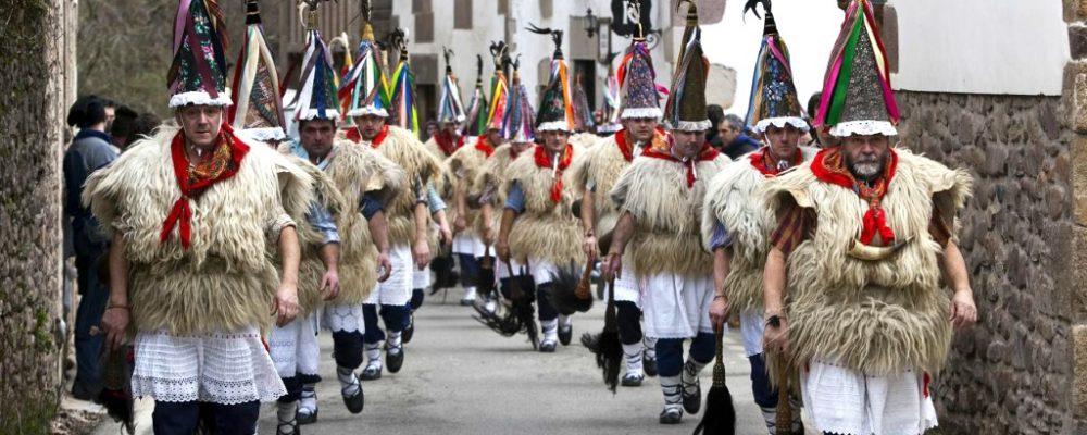 Los Carnavales rurales de Navarra, magia y tradición