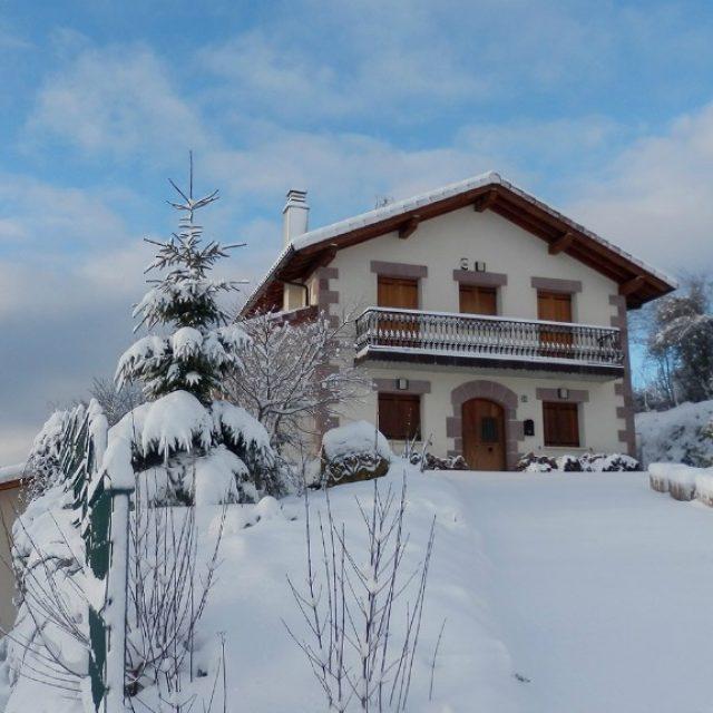 Casa rural Amatxi Elsa, Viscarret-Guerendiáin