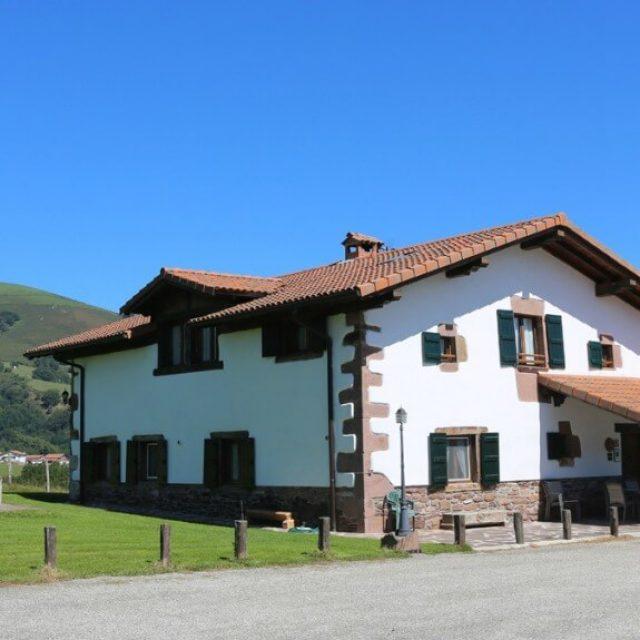 Casa rural Apaiolarre, Azpilkueta, Valle de Baztán