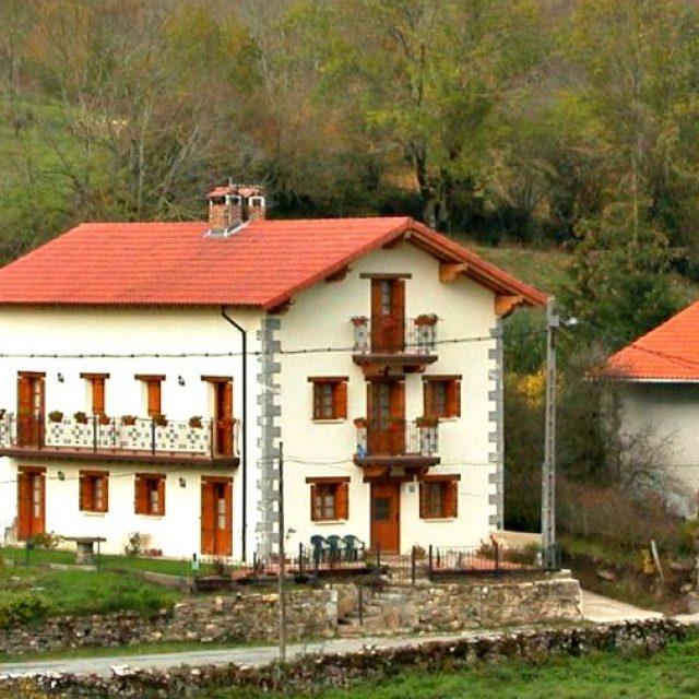 Casa rural Lastur, Viscarret-Guerendiáin