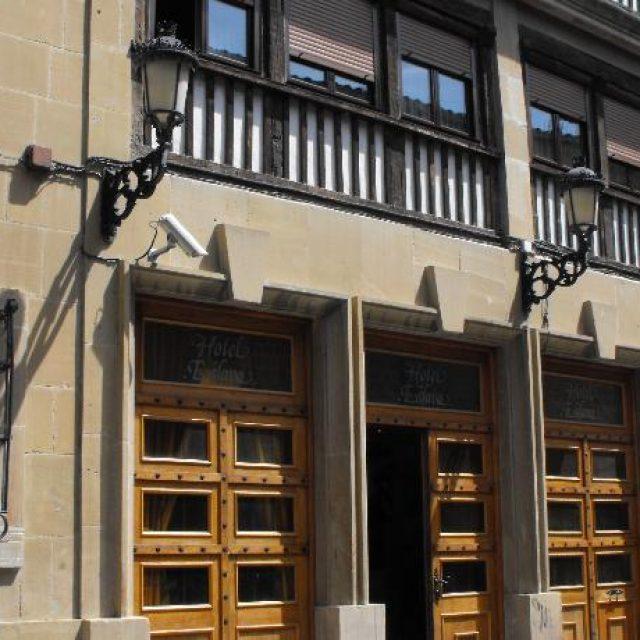 Hotel Eslava, Pamplona