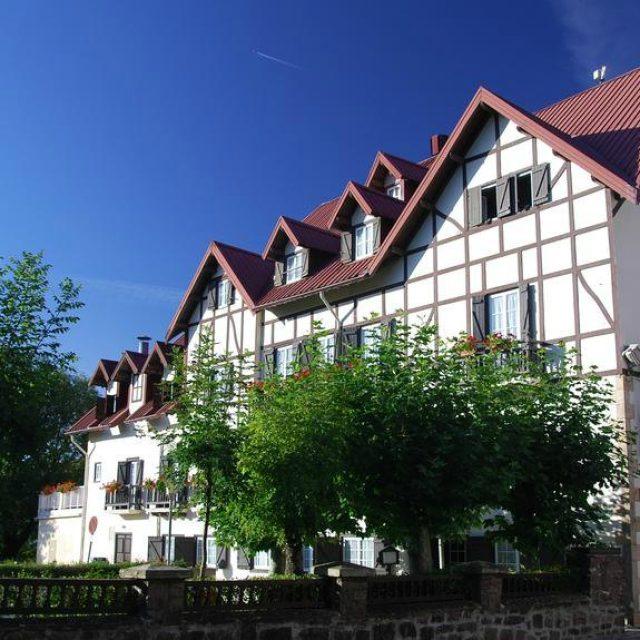 Hotel rural Loizu, Burguete