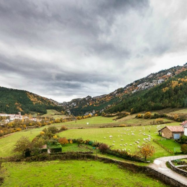 Valle de Salazar, naturaleza pirenaica