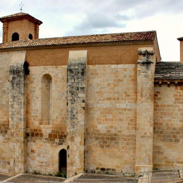 Iglesia de Santa María Jus del Castillo, Estella