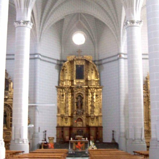 Iglesia de la Asunción de Cascante