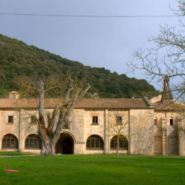 Monasterio de Iranzu, Abárzuza