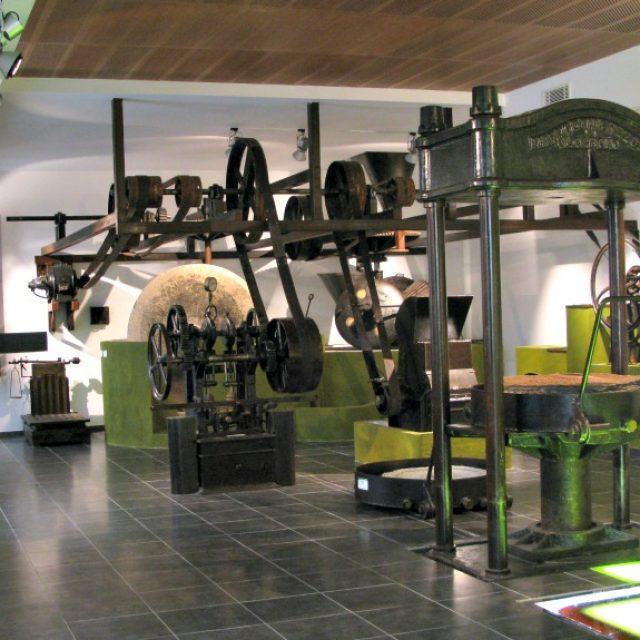 Museo del Aceite, Arróniz