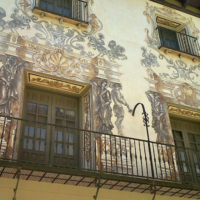 Palacio del Marqués de Huarte, Tudela