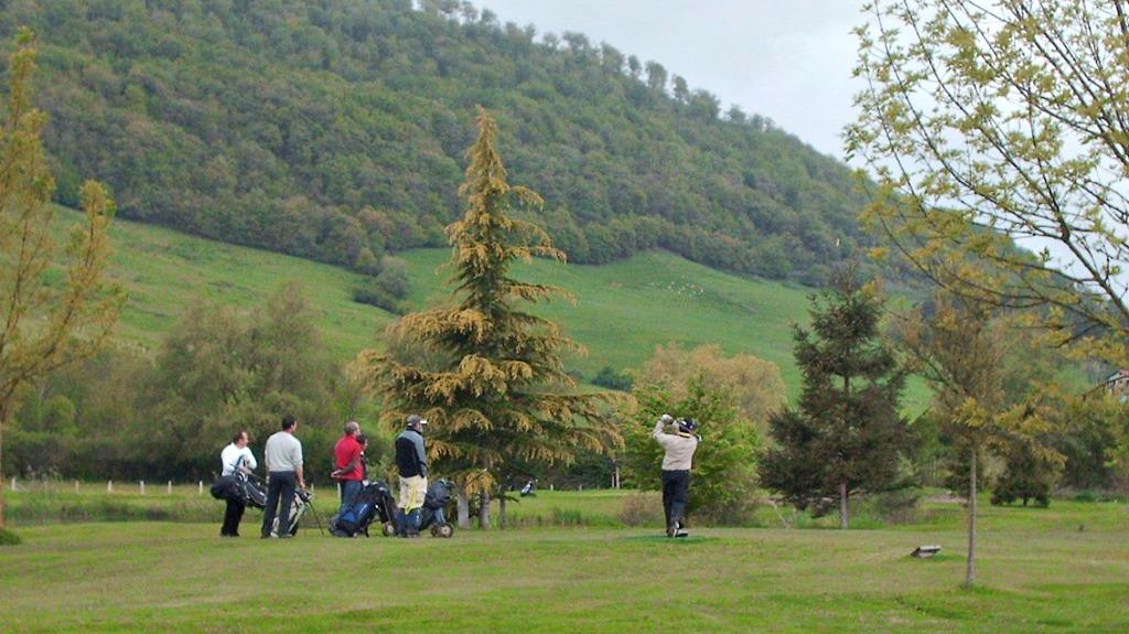 Pitch and Putt Lizaso, Valle de la Ulzama :: Descubre Navarra